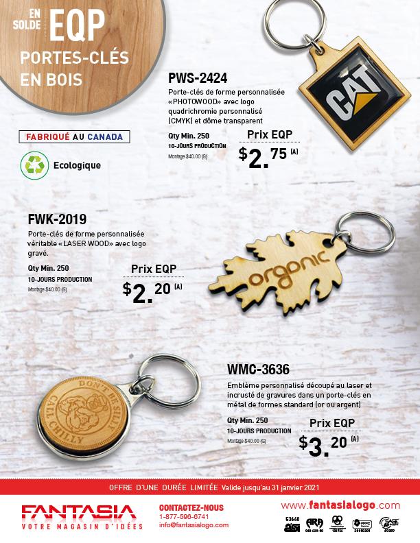 EQP - PORTES-CLÉS EN BOIS